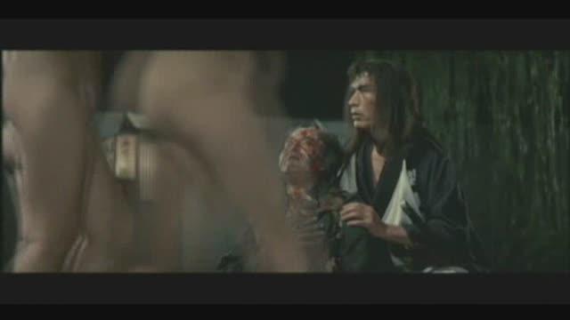 美乳&美尻のエロシーンばかり!1973年公開の東映ポルノ時代劇「忘八武士道」で全裸の女優盛り沢山のお宝エロ映画!